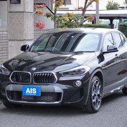 BMW X2 sDrive 18i MスポーツX ナビ ワンオーナー