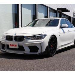 BMW 320d ラグジュアリー BEAMコンプリートカー黒革ACC