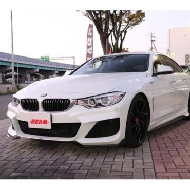 BMW 420iグランクーペ ラグジュアリー BEAMコンプリートカー 黒革 ACC フルセグ