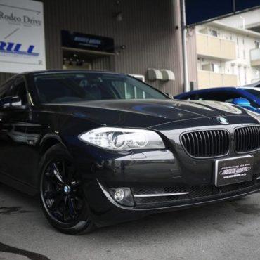 BMW 5シリーズ523d ブルーパフォーマンス ハイラインパッケージ