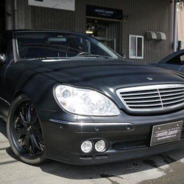 メルセデス・ベンツ SクラスS500L