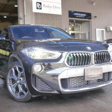 BMW X2xドライブ
